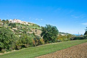 L'Agenzia Immobiliare Puzielli propone rudere e accessorio agricolo in vendita a Lapedona