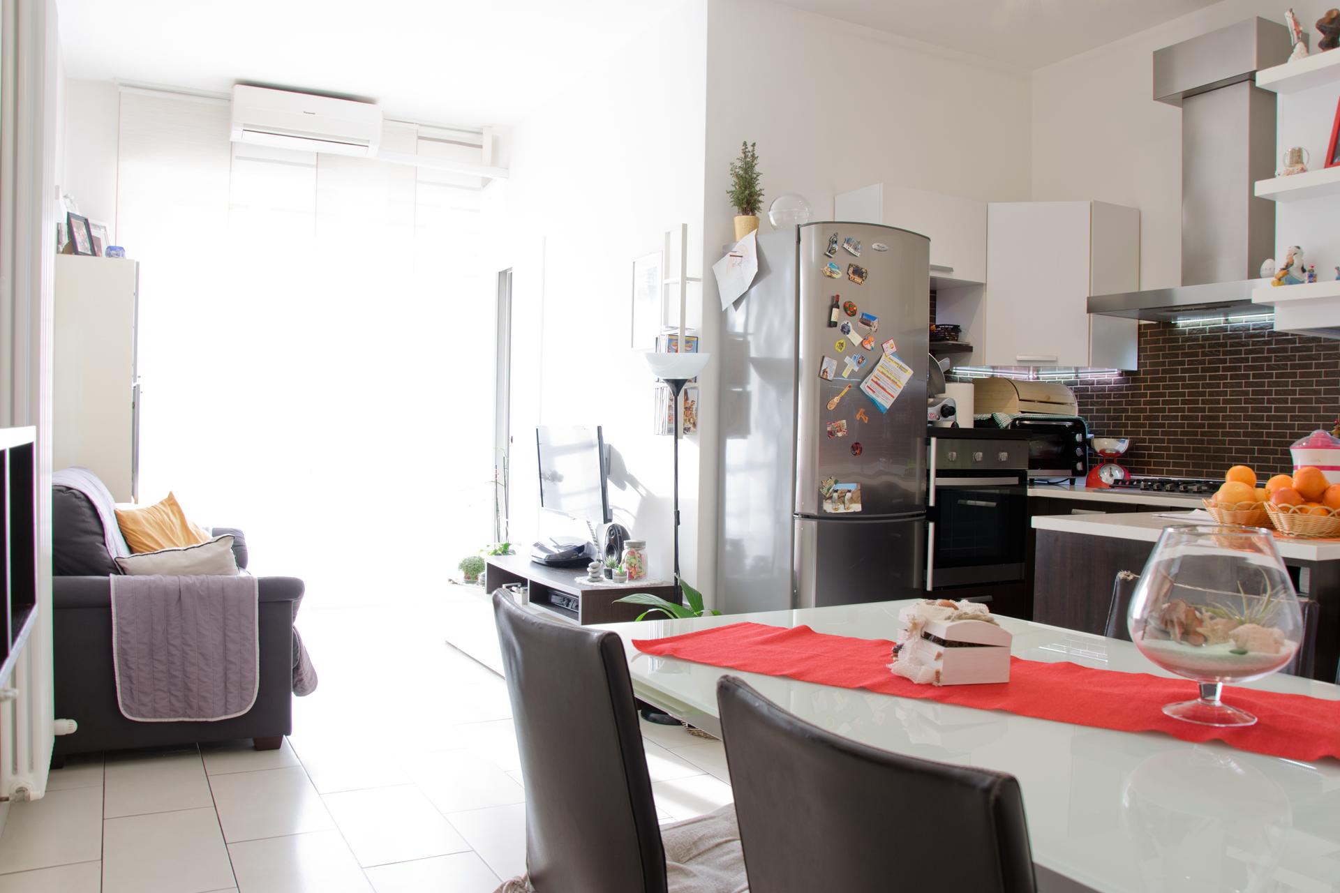 L'Agenzia Immobiliare Puzielli propone trilocale al centro di Porto San Giorgio