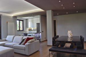 Appartamento con giardino in vendita a Montegranaro