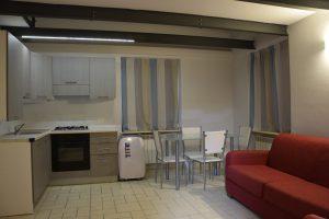 Bilocale con soppalco in affitto a Fermo
