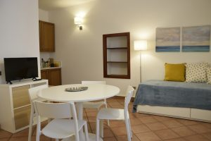 Monolocale in affitto nel centro storico di Fermo