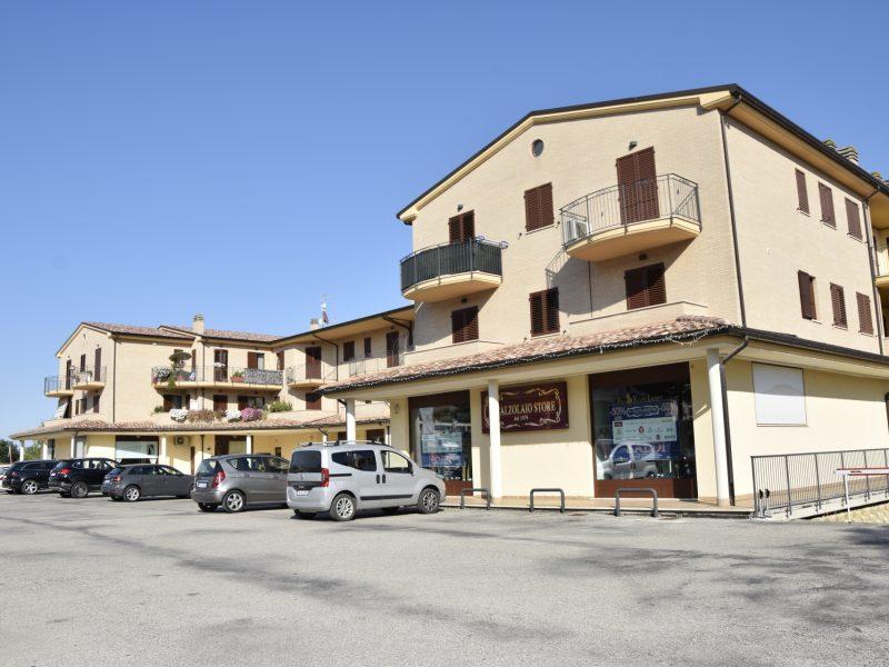 L'Agenzia Immobiliare Puzielli propone appartamento di recente costruzione in vendita a Rapagnano