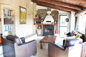 L'Agenzia Immobiliare Puzielli propone casale con giardino in vendita a Grottazzolina nelle Marche