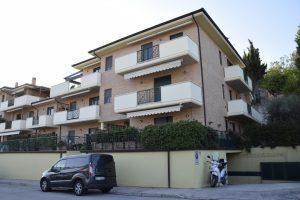 Appartamento con garage in affitto in Via Caravaggio a Fermo