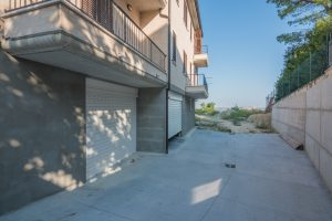 L'Agenzia Immobiliare Puzielli propone appartamento al piano terra in vendita a Fermo