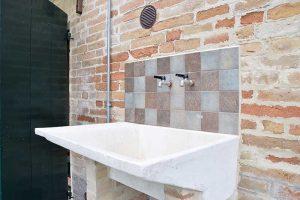 L'AGenzia Immobiliare Puzielli propone appartamento con giardino in affitto a Grottazzolina