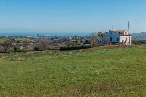 Villa vista mare in vendita a Sant'Elpidio a Mare