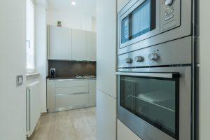 esclusivo appartamento su due piani con ascensore privato e terrazzo (12)