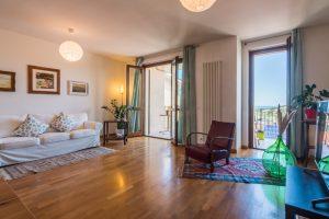 L'Agenzia Immobiliare Puzielliproponeappartamento con stupenda vista mare in vendita a Porto San Giorgio (5)