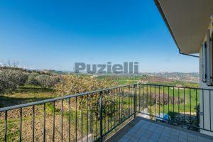 L'Agenzia Immobiliare Puzielli, proponeappartamento di nuova costruzione con vista mare e garage (25)