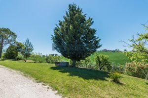 L'Agenzia Immobiliare Puzielliproponecasa singola con vista panoramica in vendita a Montegranaro (20)