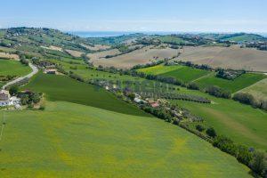 L'Agenzia Immobiliare Puzielliproponeterreno edificabile in vendita a Fermo (2)