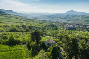 L'Agenzia Immobiliare Puzielliproponevilla con parco in vendita vicino Ascoli Piceno nelle Marche (9)