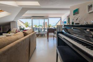 Appartamento con stupenda vista mare in vendita a Marina di Altidona