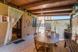 L'Agenzia Immobiliare Puzielli, proponeappartamento con giardino in vendita a Pedaso (15)