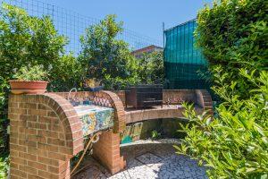 L'Agenzia Immobiliare Puzielli, proponeappartamento con giardino in vendita a Pedaso (25)