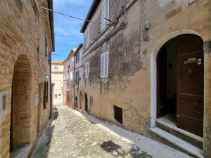 Casa indipendente nel centro storico di Fermo