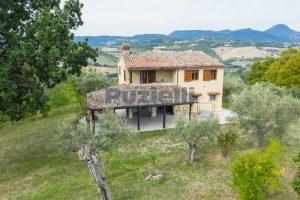 L'Agenzia Immobiliare Puzielli propone casa di campagna vista panoramica (17)