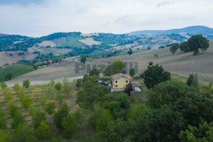 L'Agenzia Immobiliare Puzielli propone casa di campagna vista panoramica (3)
