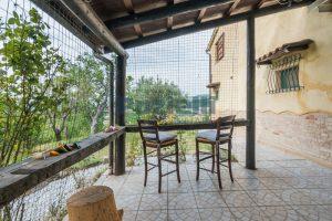 L'Agenzia Immobiliare Puzielli propone casa di campagna vista panoramica (33)