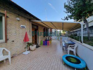 L'Agenzia Immobiliare Puzielli proponeappartamento con corte esterna in vendita a Fermo (16)